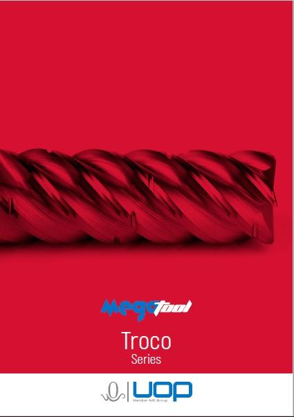 Catálogo Fresas Trocoidales UOP